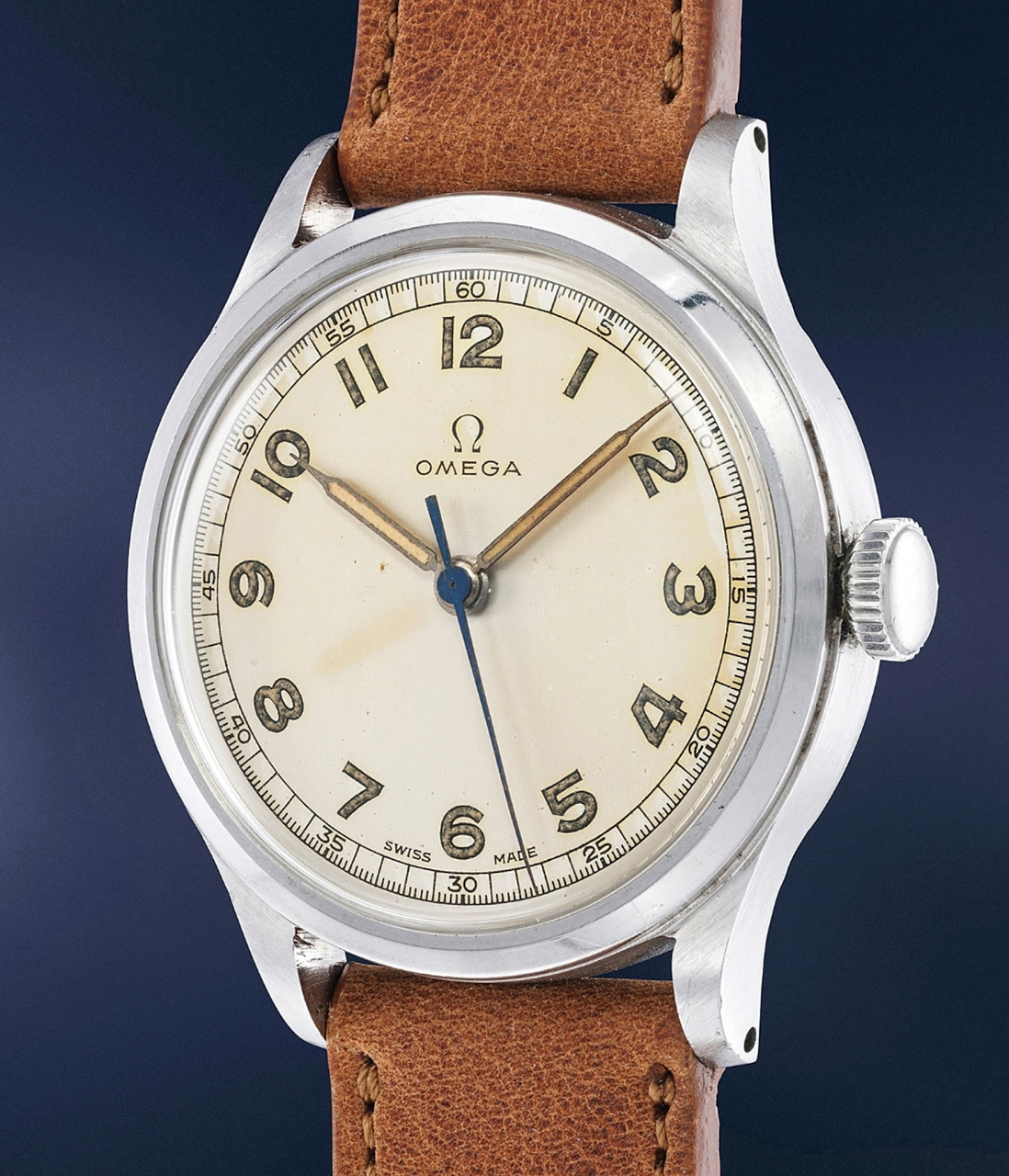 The U.S. Army Omega reference 2179/2 military issue.