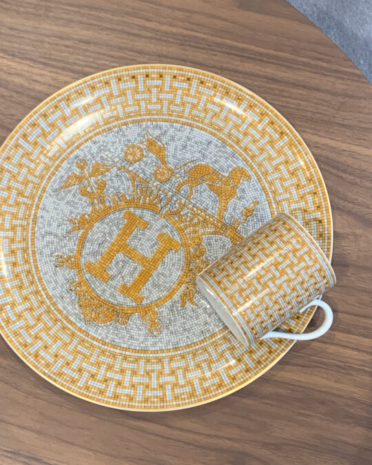 Hermès 101: Porcelain Tableware