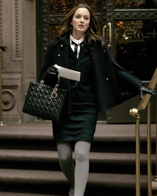 The Best Handbags on Gossip Girl