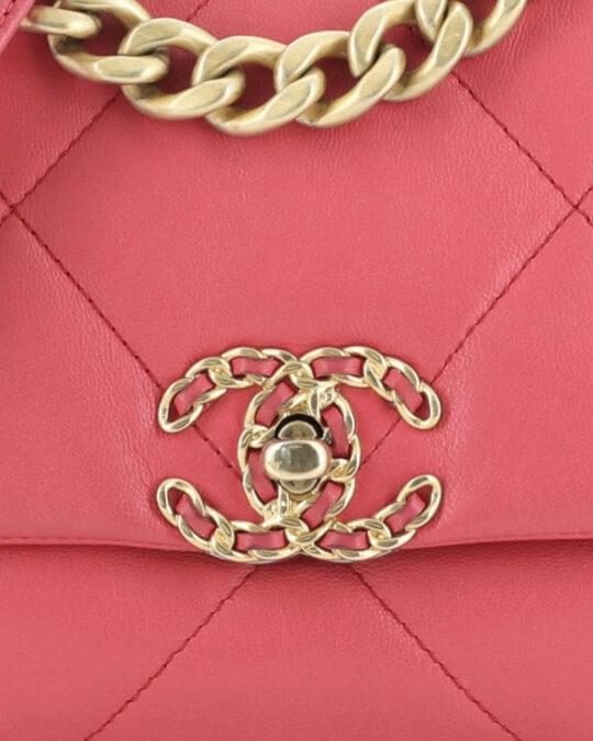 Chanel 101: The 19 Bag