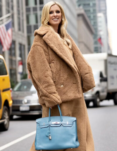 Nicky Hilton Rothschild's Handbag Heaven