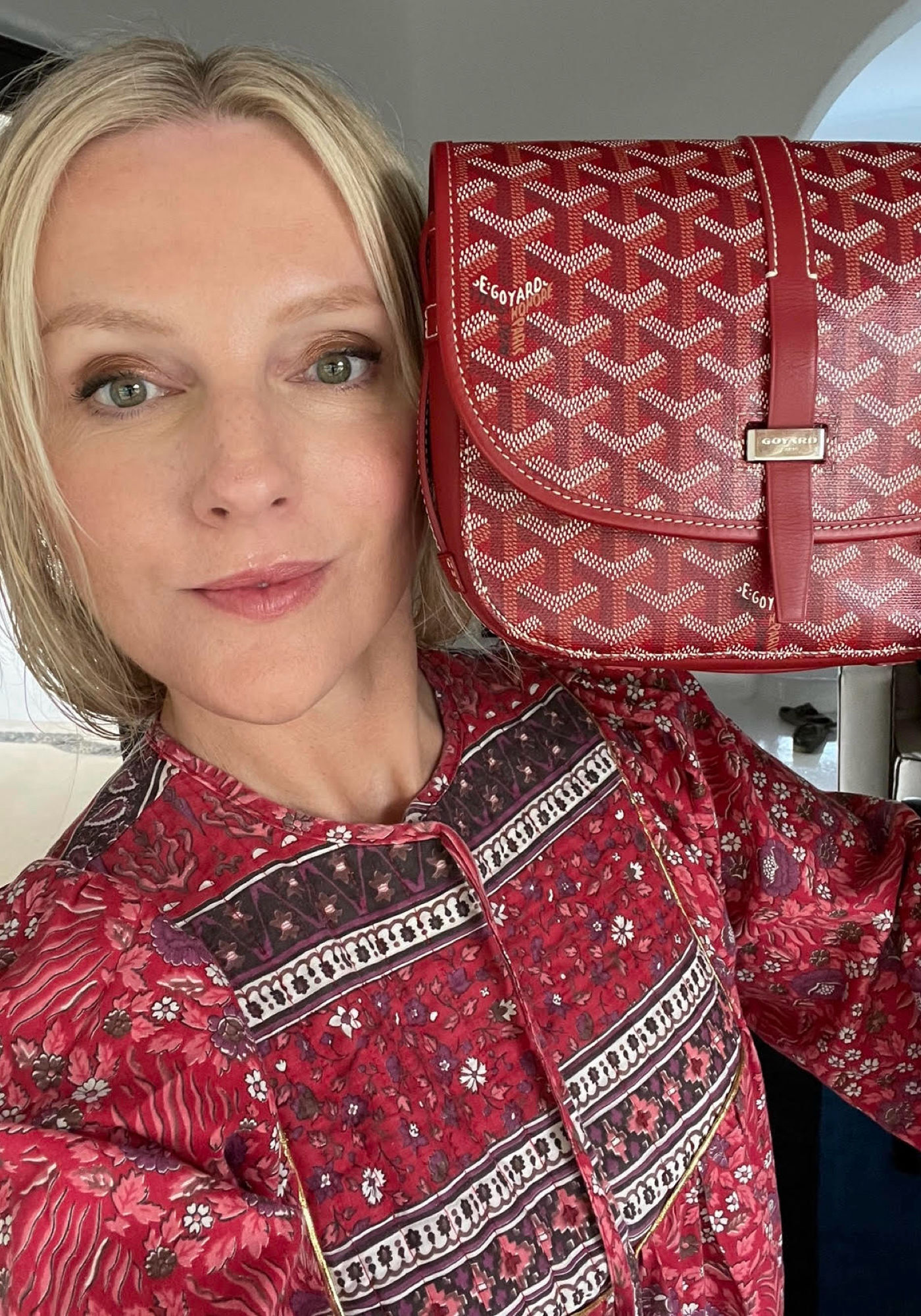 Surviving NYFW with Laura Brown