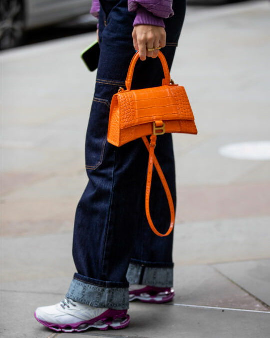 Bag Spy: LFW Spring/Summer 2022