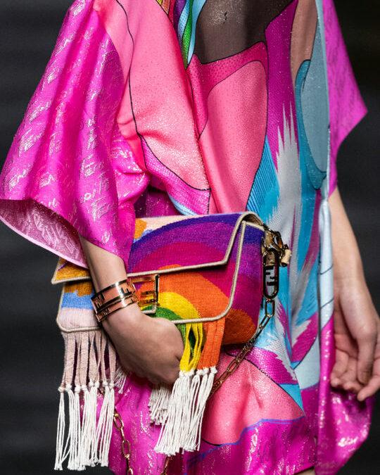 Fendi Introduces Handbags Touched by Artist Antonio Lopez