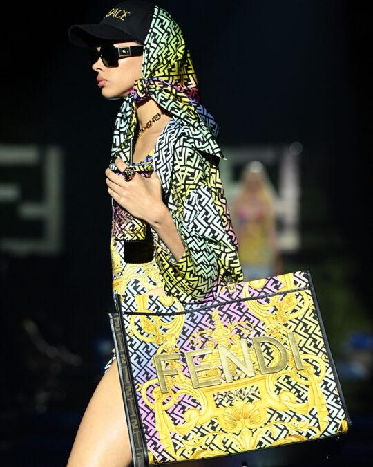 Fendi and Versace Swap Designers